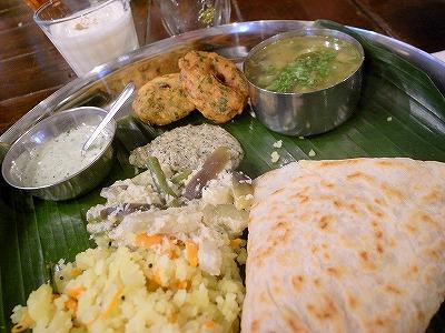 南インド料理 最終回_d0113340_11224351.jpg
