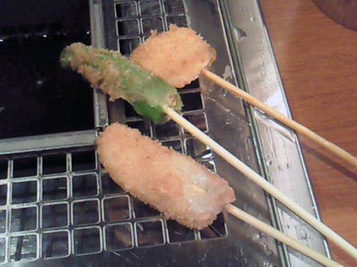 神楽食堂 串家物語 LABI1池袋店_c0152767_3492013.jpg