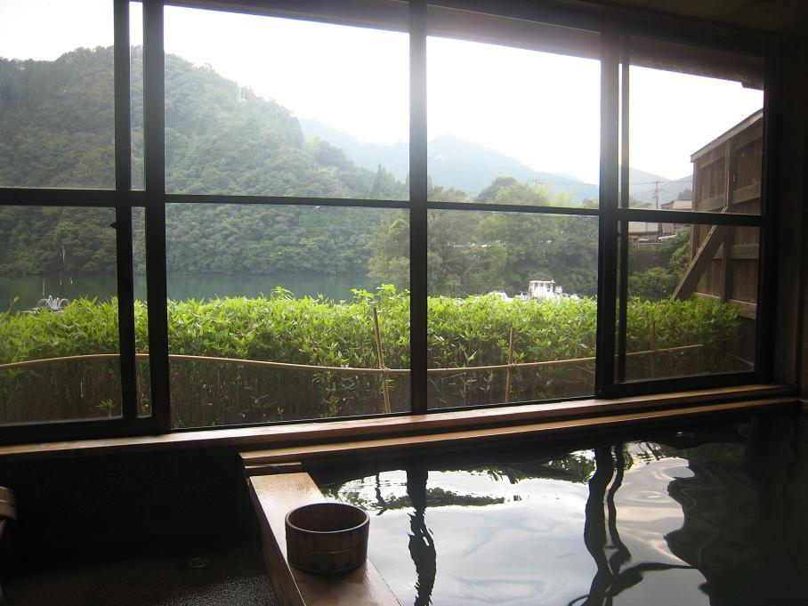 十津川村、谷瀬の吊り橋。_f0205367_21551772.jpg