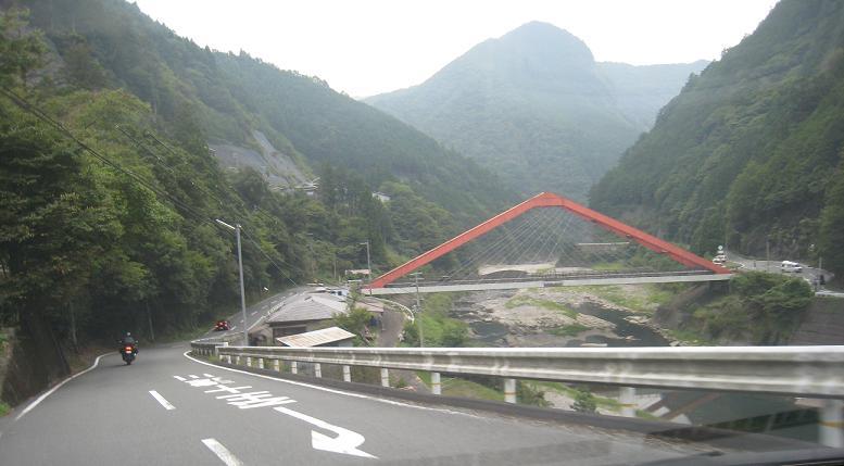 十津川村、谷瀬の吊り橋。_f0205367_2171075.jpg