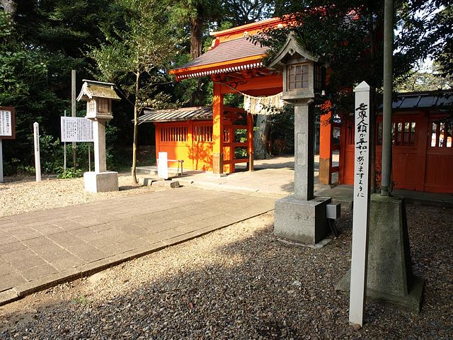 香取神宮と息栖神社 (9/19)_b0006870_23393033.jpg