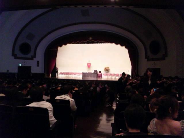 早稲田大学博士学位授与式を取材している_d0027795_12575253.jpg