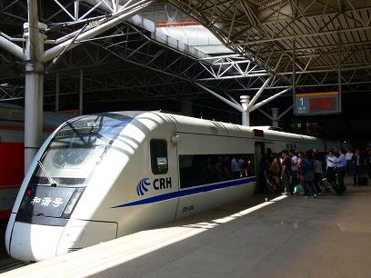 中国出張2010年05月-初中国高速鉄道_c0153302_284384.jpg