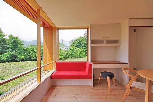 小さな森の家(i-works 15坪の家)_b0014003_1013874.jpg