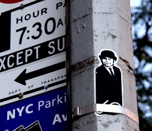 ニューヨークのストリート・アートいろいろ_b0007805_20525818.jpg