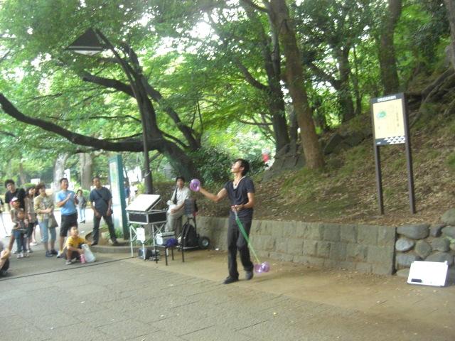 敬老の日に上野に行ってきました_b0209507_1541217.jpg