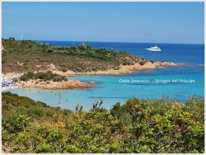 サルデニアの美しい海 Costa Smeralda(コスタ ズメラルダ) その1_f0229410_4111437.jpg