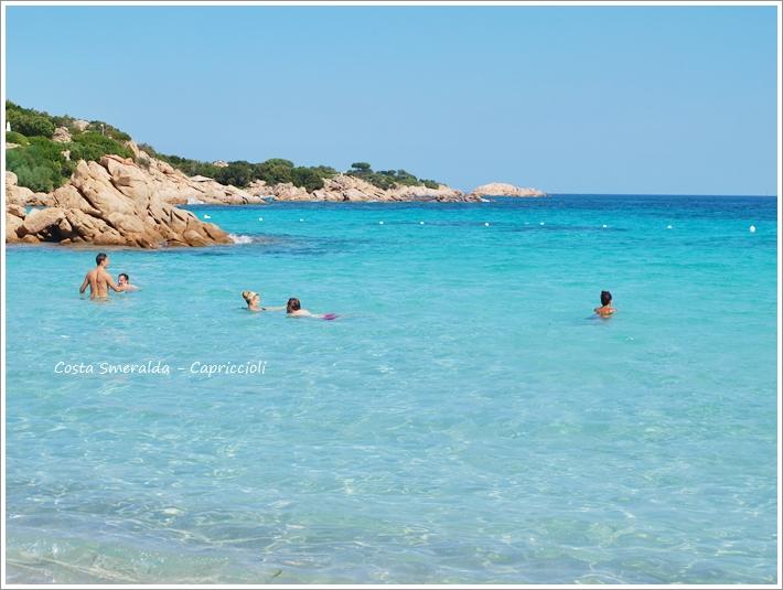 サルデニアの美しい海 Costa Smeralda(コスタ ズメラルダ) その1_f0229410_4512125.jpg