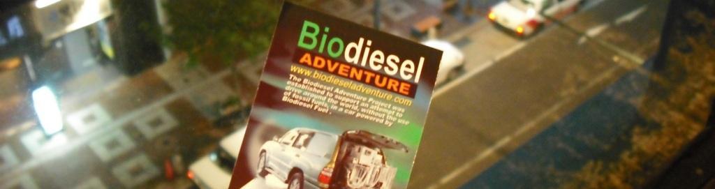 BIOdiesel adventure_e0154712_22542146.jpg