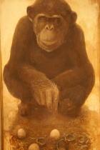 新世紀美術協会東京支部小品展@Salon de G/今日21日(火)横浜アート動物園開園@MOONCAT_f0006713_1192372.jpg