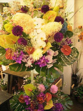 秋のブライダル : ルーシュの花 ...