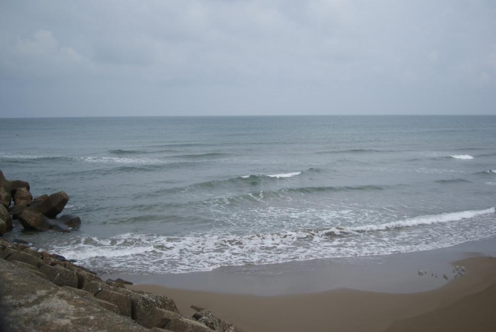 今日の海_c0132732_10242979.jpg