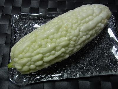 白いゴーヤ1