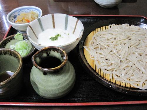 旧軽散策 蕎麦~カフェ_f0236260_8432088.jpg