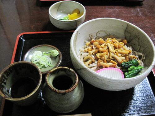旧軽散策 蕎麦~カフェ_f0236260_8434431.jpg