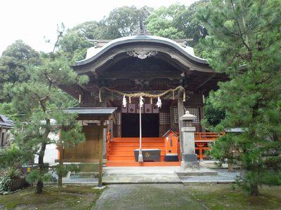 恵蘇八幡宮と木の丸殿(1)えそ・筑紫で亡くなった斉明天皇のモガリの宮_c0222861_14271957.jpg