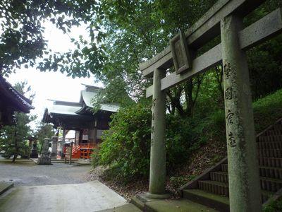 恵蘇八幡宮と木の丸殿(1)えそ・筑紫で亡くなった斉明天皇のモガリの宮_c0222861_14343327.jpg