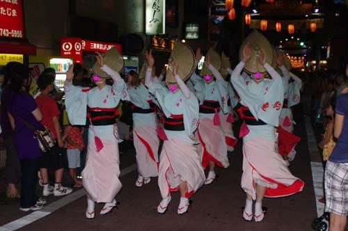 町内の阿波踊り大会で見たこと_f0211178_18402264.jpg