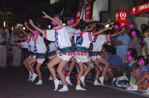 町内の阿波踊り大会で見たこと_f0211178_18404929.jpg