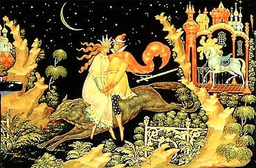 Russian Fairy Tales 28
