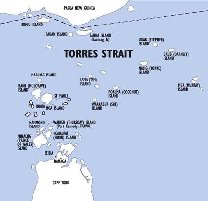 トレス海峡諸島からのお客さん_a0089097_13174667.jpg