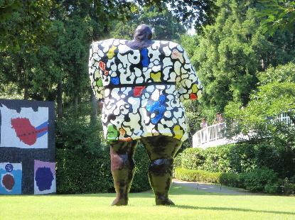 箱根彫刻の森美術館_e0077899_7491489.jpg