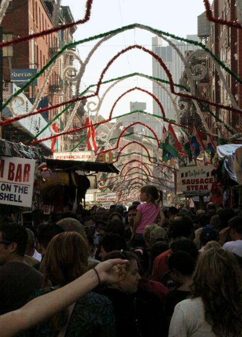 リトル・イタリー最大のお祭り San Gennaro 2010_b0007805_2115028.jpg