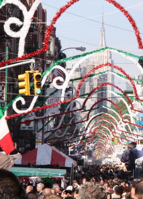 リトル・イタリー最大のお祭り San Gennaro 2010_b0007805_21175384.jpg
