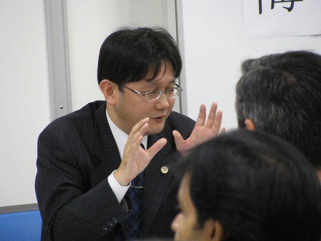 名古屋ふれあいユニオン、全体会開催_f0104415_15474750.jpg