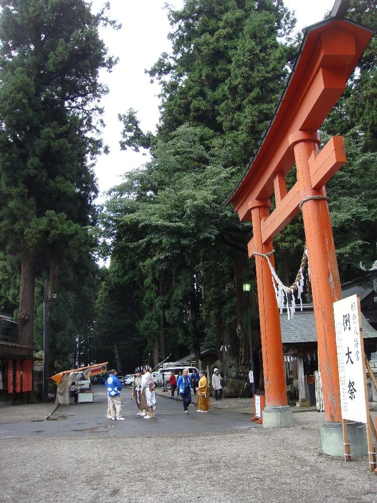 八戸・櫛引八幡宮へ_c0111229_18254045.jpg