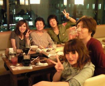My BirthDay 食事会_a0111845_9531527.jpg
