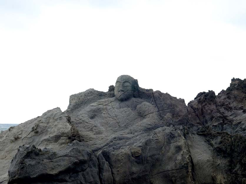 吹浦十六羅漢-Ⅲ           山形県・遊佐町_d0149245_653164.jpg