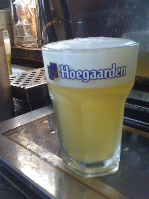 【ベルギービールフェア】 ヒューガルデンホワイト登場! #beer _c0069047_164899.jpg