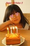 4歳の誕生日_e0158355_1439317.jpg