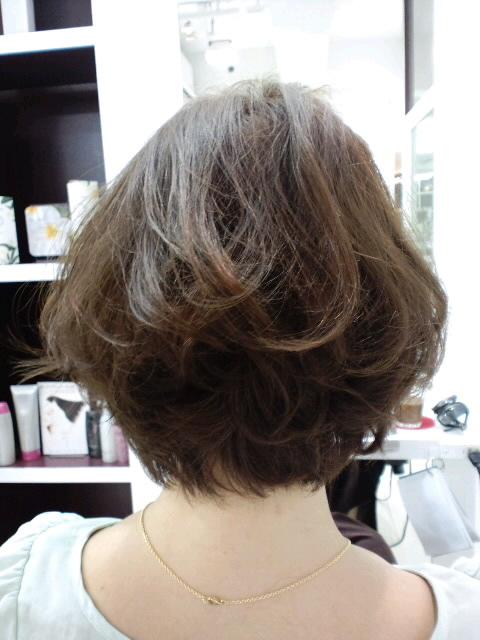 hair cut ★_c0151965_21413528.jpg
