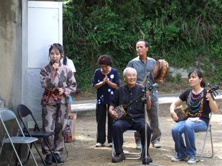 徳浜集落「敬老会」_e0028387_2341393.jpg