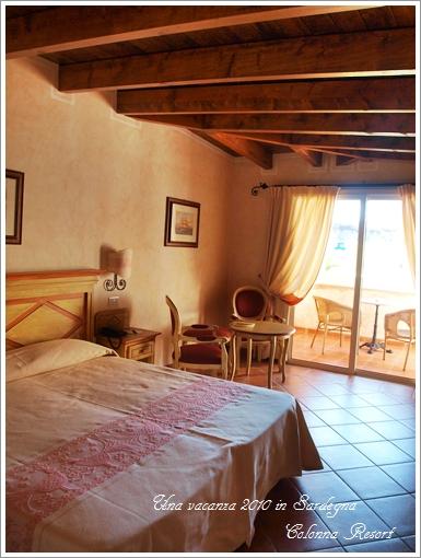 コスタ ズメラルダに泊まる Colonna Resort (コロンナ リゾート)_f0229410_23153880.jpg
