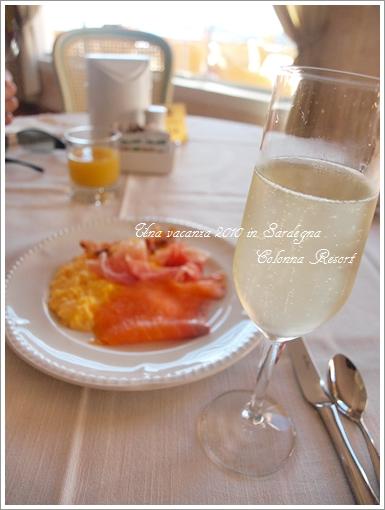 コスタ ズメラルダに泊まる Colonna Resort (コロンナ リゾート)_f0229410_23304360.jpg