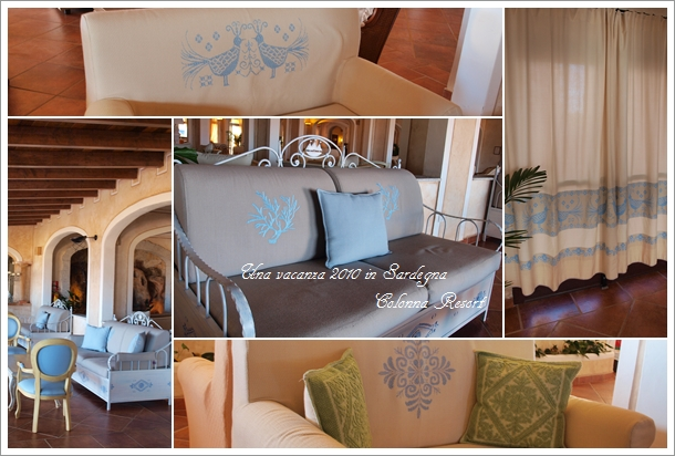 コスタ ズメラルダに泊まる Colonna Resort (コロンナ リゾート)_f0229410_2364422.jpg