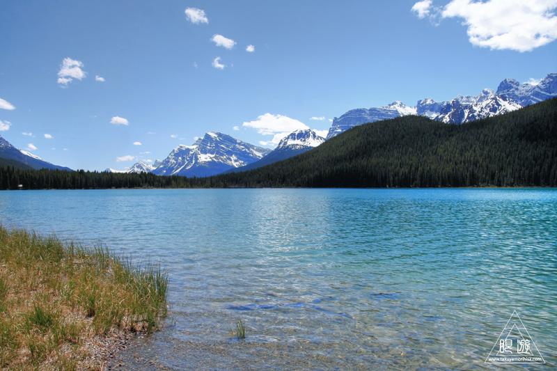 063 Waterfowl Lake ~水鳥はいなかったが~_c0211532_13534737.jpg