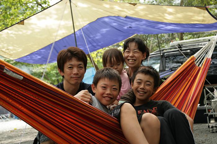 キャンプin丹沢 2日目_c0120834_7505692.jpg