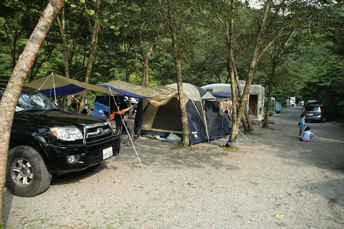 キャンプin丹沢 2日目_c0120834_7531753.jpg