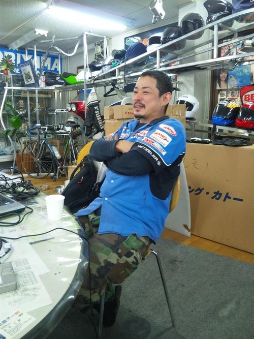 RAPIDーBIKE!・・・ラピッド・バイクの取り扱い始めました。_a0163159_2381192.jpg