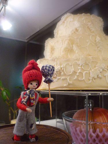 代官山フェスティバル2010 猿楽祭&代官山 デザート カフェ オーダーメイドケーキ | dessert bar F☆_a0053662_23111337.jpg