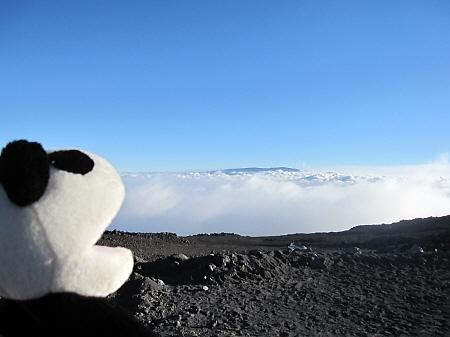 マウナ・ケア山頂へ 究極の夕陽と星空_f0033598_17123127.jpg