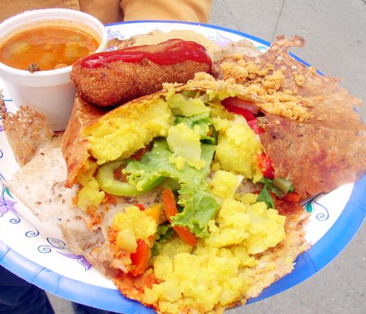 美味しいスリランカ料理のストリート・ベンダーさん_b0007805_11342363.jpg