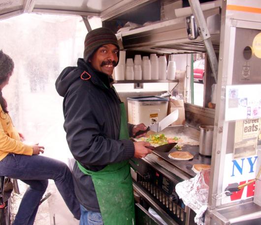 美味しいスリランカ料理のストリート・ベンダーさん_b0007805_11381966.jpg