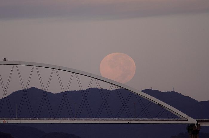 """満月の """"月明かりの漁""""_a0140608_21464046.jpg"""