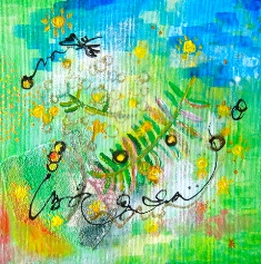2010/11/17-22 美木 exhibition~色・旅・花言葉~ (作家名:美木(Miki))【絵画,ミクストメディア他】_e0091712_8524347.jpg