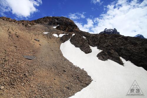 065 Columbia Icefield ~氷河の上を歩く~_c0211532_11575938.jpg
